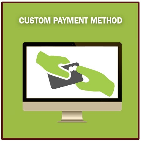 Custom Payment method