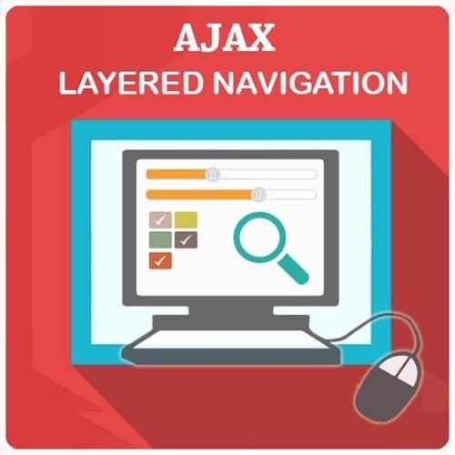 Layered navigation with ajax filter