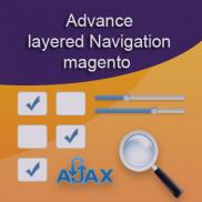 Advance layered Navigation magento