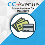 CCavenue payment gateway for Magento® 2
