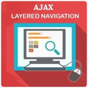 Layered navigation with ajax filter